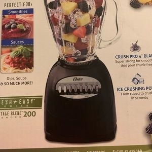 Other - Brand new blender in the box.